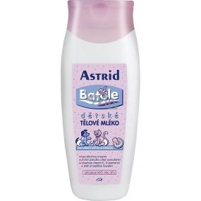 Astrid Batole tělové mléko pro děti 200 ml