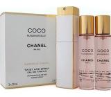 Chanel Coco Mademoiselle parfémovaná voda komplet pro ženy 3 x 20 ml