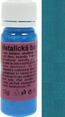 Artemiss Univerzální barva 32 metalická tyrkysová 12 g