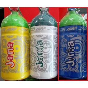 Nekupto Láhev pro zdravé pití s názvem Jirka 0,5 l 1 kus