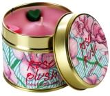 Bomb Cosmetics Růže - Rose blush Vonná přírodní, ručně vyrobena svíčka v plechové dóze hoří až 35 hodin