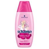 Schauma Kids Girl dívčí ovocný šampon a balzám 250 ml