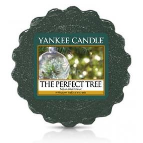 Yankee Candle Perfect Tree - Dokonalý stromek vonný vosk do aromalampy 22 g