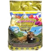 Biom Sedlákův kravský hnůj granulované přírodní hnojivo 3 kg