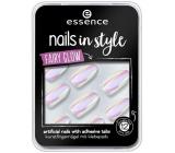 Essence Nails In Style umělé nehty 05 Touched By A Fairy 12 kusů