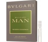 Bvlgari Man Wood Essence parfémovaná voda 1,5 ml s rozprašovačem, Vialka