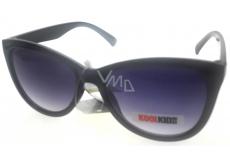 Dudes & Dudettes Sluneční brýle dětské černé KK4195