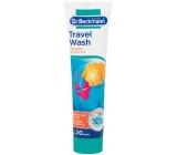 Dr. Beckmann Travel Wash koncentrovaný prací prostředek cestovní balení 20 dávek 100 ml