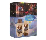 Schauma Repair & Care šampon na vlasy 250 ml + kondicionér na vlasy 200 ml, kosmetická sada
