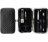 Gabriella Salvete Tools Manicure Kit Black manikúra 5 dílná sada černá