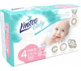 Linteo Baby Premium 4 Maxi 8 - 15 kg jednorázové plenky 50 kusů