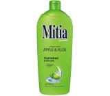Mitia Apple & Aloe tekuté mýdlo náhradní náplň 1 l