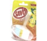 Savo Citron Wc blok klec komplet 35 g