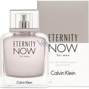 Calvin Klein Eternity Now Man toaletní voda 50 ml