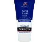 Neutrogena Norwegian Formula krém na ruce a nehty a nehtovou kůžičku 75 ml
