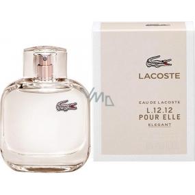 Lacoste Eau de Lacoste L.12.12 Pour Elle Elegant toaletní voda pro ženy 50 ml