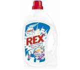 Rex Max Effect Lavender & Patchouli tekutý prací gel 60 dávek 3,96 l