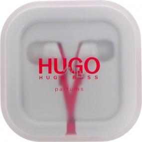 Hugo Boss GWP Earphones sluchátka pecky
