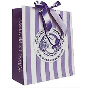 Jeanne en Provence Dárková papírová taška střední 30 x 24 cm