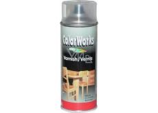Color Works Varnish 918570C čirý lesklý akrylový lak 400 ml