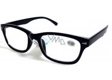 Berkeley Čtecí dioptrické brýle +1,5 plast černé 1 kus MC2079