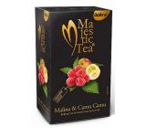 Biogena Majestic Malina & Camu Camu bylinný čaj 20 x 2.5 g