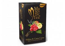 Biogena Majestic Malina & Camu Camu bylinný čaj antioxidant 20 x 2.5 g