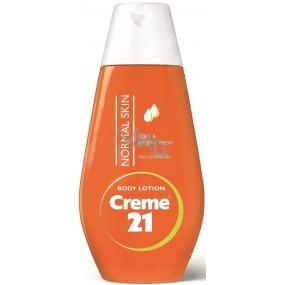 Creme 21 Provitamin B5 tělové mléko pro normální pleť 50 ml