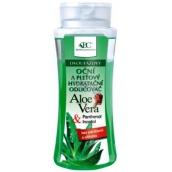 Bione Cosmetics Aloe Vera dvoufázový zklidňující oční a pleťový odličovač 255 ml
