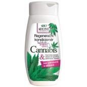 Bione Cosmetics Bio Cannabis regenerace, ochrana, výživa kondicionér 250 ml