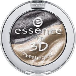 Essence 3D Eyeshadow oční stíny 07 Irresistible Fullmoon Flash 2,8 g