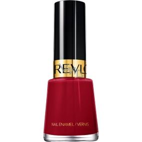 Revlon Nail Enamel lak na nehty 721 Raven Red 14,7 ml