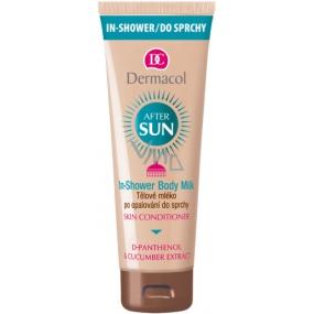 Dermacol After Sun Shower Milk tělové mléko po opalování do sprchy 250 ml