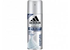 Adidas Adipure 24h antiperspirant deodorant sprej bez hliníkových solí pro muže 150 ml
