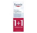 Eucerin DermoCapillaire hypertolerantní šampon pro citlivou pokožku 2 x 250 ml, duopack