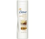 Dove Purely Pampering Bambucké máslo a vanilka tělové mléko pro všechny typy pleti 250 ml