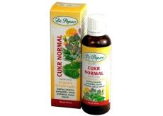 Dr. Popov Cukr Normal originální bylinné kapky pro správnou hladinu cukru v krvi 50 ml