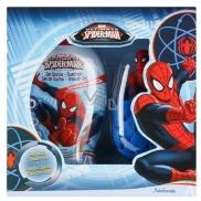 Marvel Spidermansprchový gel 250 ml + Houbička dárková sada pro děti