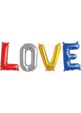 Albi Nafukovací text Love 49 cm