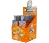 Pectol Pomerančový drops bez cukru s vitamínem C 24 blistrů box