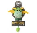 If Book Tails Bookmarks Provázková záložka Drak 90 x 65 x 210 mm