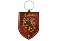 Epee Merch Harry Potter - Nebelvír Klíčenka gumová 5 x 7 cm