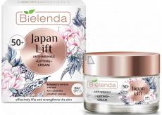 Bielenda Japan Lift 50+ liftingový pleťový krém proti vráskám SPF 6 50 ml