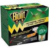 Biolit Proti komárům elektrický odpařovač s časovačem + náhradní tekutá náplň 35 ml