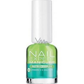 Miss Sporty Nail Expert Nutri Complex dvoufázový lak na nehty 8 ml