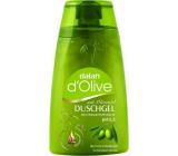 Dalan d Olive Oil s olivovým olejem sprchový gel 250 ml