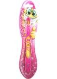 Nekupto Zubíci zubní kartáček pro děti se jménem Julie měkký 1 kus