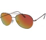 Dudes & Dudettes Sluneční brýle pro děti JK450 zlaté