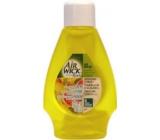 Air Wick Sparkling Citrus 2v1 s knotem tekutý osvěžovač vzduchu 365 ml