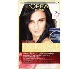 Loreal Paris Excellence Creme barva na vlasy 2.00 Černohnědá